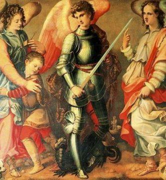 oracion a san rafael arcangel para obtener felicidad