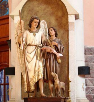 oracion de proteccion a san rafael arcangel para ir al colegio