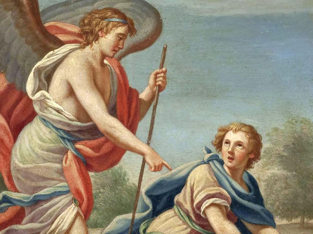 oracion a arcangel rafael para proteccion
